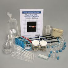 Carolina Investigations® for AP® Biology: Physiology of the Circulatory System 1-Station Basic Kit (with perishables)
