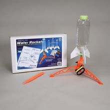 Quest™Water Rocket Kit, Pack of 6, with Complete Launch System