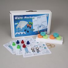 Quest™ Water Rocket Kit Only, Pack of 6