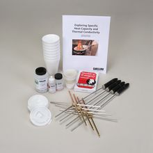 Exploring Specific Heat Capacity and Thermal Conductivity Kit
