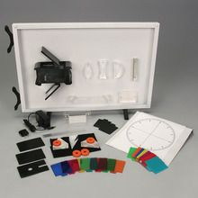 Whiteboard Optics Set with Board