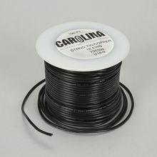 Wire, Hook-Up, Black, 100 ft