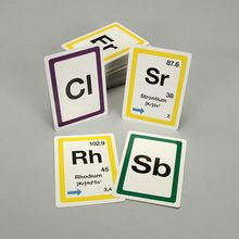 Periodic Table Cards