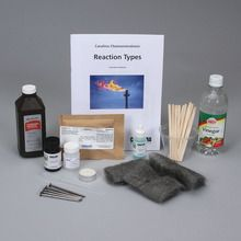 Carolina Chemonstrations®: Reaction Types Kit