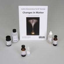 Carolina Chemonstrations® for AP® Chemistry: Big Idea 3—Changes in Matter Kit