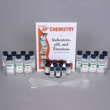 Indicators, pH, and Titrations Kit for AP® Chemistry