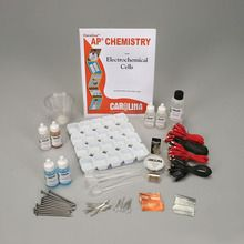 Electrochemical Cells Kit for AP® Chemistry