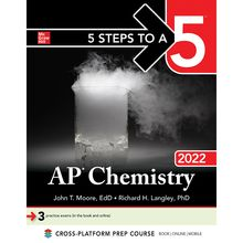 5 Steps to a 5: AP® Chemistry Book