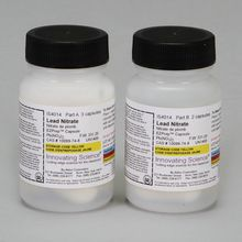 Lead (II) Nitrate ChemCapsule, Laboratory Grade, Pack of 5