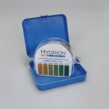 Hydrion® Lo Ion pH Test Kit, pH 3.0 to 5.5