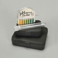 Hydrion® Lo Ion pH Test Kits