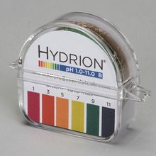 Hydrion AB pH Paper Dispenser