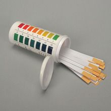 Hydrion® Spectral pH Strips (pH 5.0 to 9.0), Pack 100