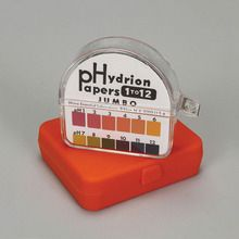 Hydrion Jumbo pH Dispenser, Wide Range