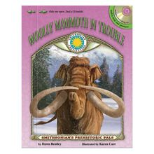 Woolly Mammoth in Trouble Book
