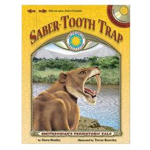Saber-Tooth Trap Book