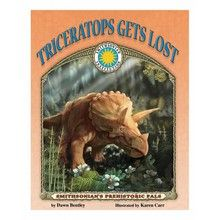 Triceratops Gets Lost Book