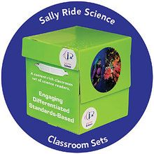 Sally Ride Science Classroom Set: Earth's Precious Resources