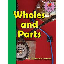 Wholes and Parts, Reader, Pack of 6