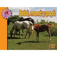 Bebé, mamá y papá (Baby, Mom, and Dad)