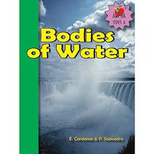 Bodies of Water Book, English, Set of 6