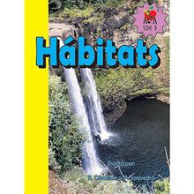 Habitats Book, Spanish, Set of 6