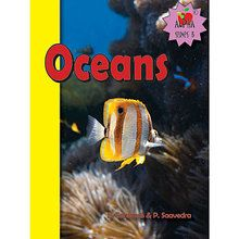 Oceans Book, English, Set of 6