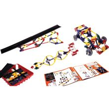 K'NEX Education Introduction to Wheels & Axles and Inclined Planes Classroom Solution