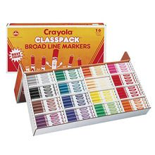 Crayola Markers with Conical Tips