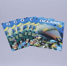 KIDS DISCOVER: Oceans, Pack of 8