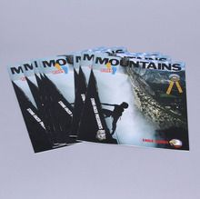 KIDS DISCOVER: Mountains, Pack of 8