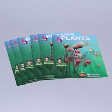 KIDS DISCOVER: Plants, Pack of 8 (Grades 3-5)