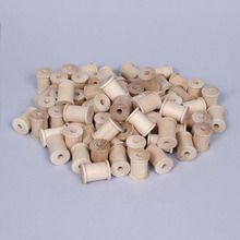 Spool, Wood, Small, Pack of 100