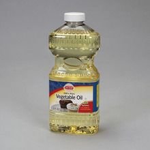 Oil, Vegetable, 32-oz Bottle
