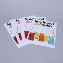 KIDS DISCOVER: Solids and Liquids, Pack of 8