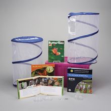 STC Program: The Life Cycle of Butterflies Two-Use Unit Kit, 3rd Edition
