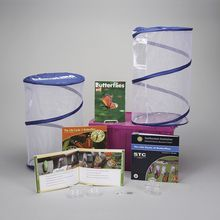 The Life Cycle of Butterflies Unit Kit - Two Use