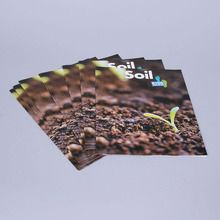 KIDS DISCOVER: Soils, Pack of 8