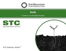 STC Literacy Series™ Soils Common Core Reading Prompts, School License