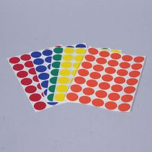 Dots, Assorted Colors, Pack
