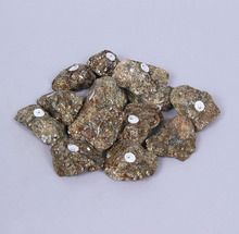 Pyrite Specimen (labeled