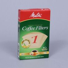 Coffee Filter, Pack of 40
