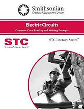 STC Literacy Series™ Electric Circuits Common Core Reading and Writing Prompts, Individual License