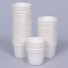 Cup, Paper, 1 oz, Pack of 60