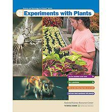 STC Literacy Series™: Experiments with Plants, Pack of 8