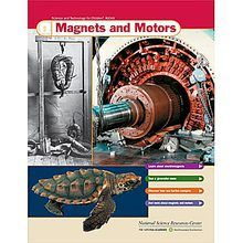 STC Literacy Series™: Magnets and Motors, Pack of 8