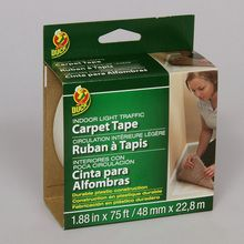 Tape, Carpet, Double-Sided, Roll