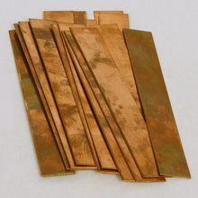 Copper Strip, Pack of 16