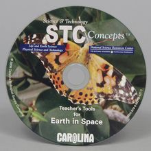 Teacher's Tools CD-ROM: Earth in Space