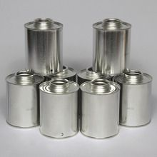 Container, Metal, Pack of 8